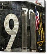 Tribute 911 Acrylic Print