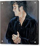 Tribute Artist Acrylic Print