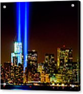 Tribute In Light From Bayonne Acrylic Print