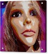 Trina Acrylic Print