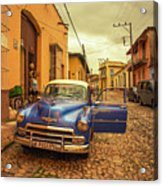 Trinidad Chevy Blues  Acrylic Print