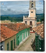 Trinidad - Cuba Acrylic Print