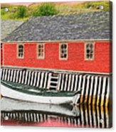 Trinity Bay Digital 2 Acrylic Print
