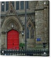 Trinity Episcopal Cathedral Acrylic Print