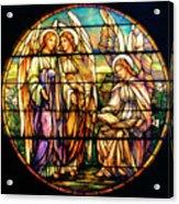 Trio Of Angels Acrylic Print