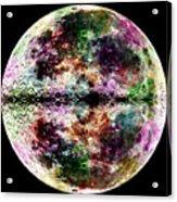 Trip To The Moon Acrylic Print