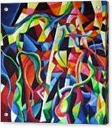 Tristan Acrylic Print