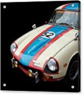 Triumph Gt6 Acrylic Print
