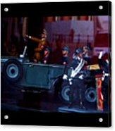 Triumph In Miniture Acrylic Print