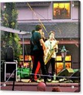 Trombone Shorty And Orleans Avenue, Freeport, Maine   -57584 Acrylic Print