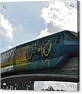 Tron Tram Acrylic Print