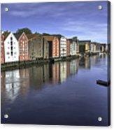 Trondheim Norway Acrylic Print
