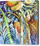 Tropical Design 2 Acrylic Print