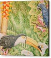 Tropical Dream Acrylic Print