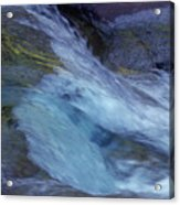 Tropical Flowing Waters  Acrylic Print