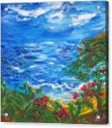 Tropical Horizons Acrylic Print