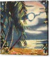 Tropical Nights Acrylic Print