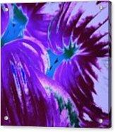 Tropical Trendsetter  Acrylic Print
