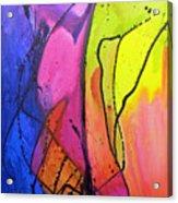 Tropicalis Acrylic Print