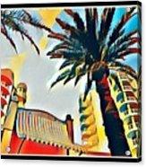 Tropicano Paradise Acrylic Print