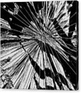 Tropix Noir Acrylic Print