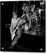Trower At Winterland Acrylic Print