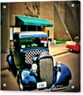 Truck For Sale Acrylic Print