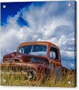 Truck Heaven Acrylic Print