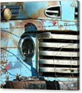 Trucks Life Acrylic Print