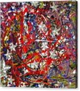 True American Colors Acrylic Print