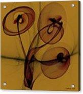 Trumpets Of Jericho Acrylic Print