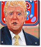 Trumpfffffft  Acrylic Print