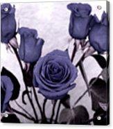 Trunk Roses Acrylic Print