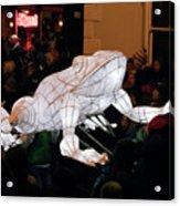 Truro Lantern Parade Frog Acrylic Print