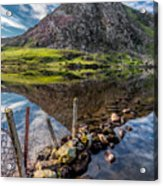 Tryfan Reflections Acrylic Print