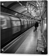 Tube Acrylic Print