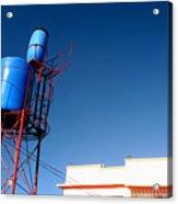 Tubig Tower 3 Acrylic Print