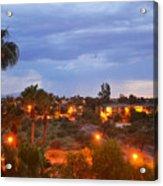 Tucson Skies Acrylic Print