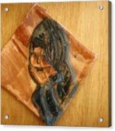 Tuesday - Tile Acrylic Print