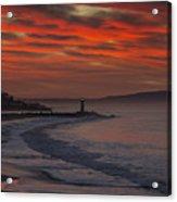 Tuesday Sunrise Acrylic Print