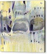 Tuff Caves Acrylic Print
