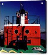Tug Boat Acrylic Print
