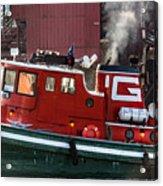 Tug Massachusetts - Chicago Acrylic Print