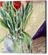 Tulip Bouquet - 11 Acrylic Print