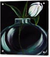 Tulip In A Vase Acrylic Print