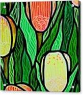 Tulip Joy 2 Acrylic Print