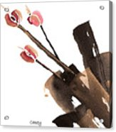 Tulips Three Acrylic Print