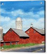 Tulmeadow Farm Acrylic Print