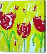 Tulpen 67 Acrylic Print