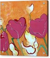 Tulpen 69 Acrylic Print